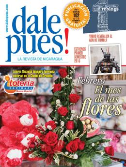 Edicion 102  - Revista Dale Pues!