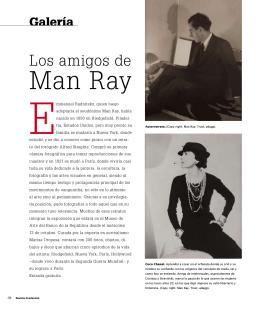 Man Ray - Actividad Cultural del Banco de la República