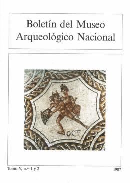 Enlace a publicación - Museo Arqueológico Nacional