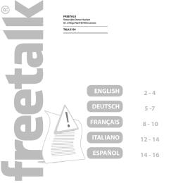 english deutsch français italiano español 2 - 4 5 -7 8