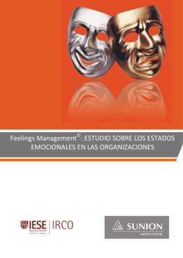 Feelings Management - IESE Business School