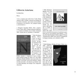 Llibrería Asturiana - Academia de la Llingua Asturiana