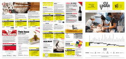 Cursos Enero - Julio 2015 - BCC. Basque Culinary Club