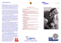 Fondo Adolfo Schlosser