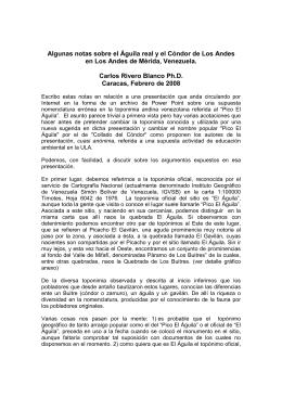Aguila Real - Venaventours.com