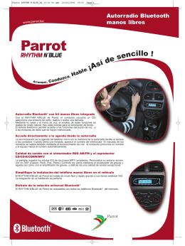 Parrot RHYTHM N`BLUE_Es_30-01