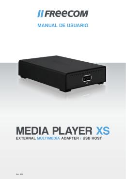 MEDIA PLAYER XS
