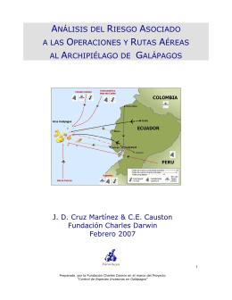 R1-ARI-01. Analisis vuelos Galapagos final1mar07