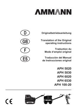 APH 5020 APH 5030 APH 6020 APH 6530 APH 100-20
