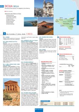 SICILIA BELLA - Panavisión Tours