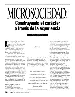Microsociedad