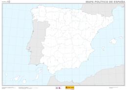 Mapa Politico - Instituto Geográfico Nacional