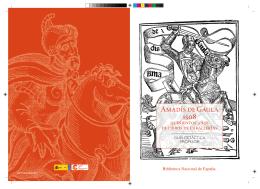 Amadís de Gaula, 1508 (Guía didáctica del profesor)