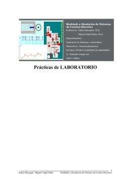 Prácticas de LABORATORIO - Departamento de Matemática