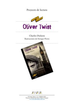 Oliver Twist - Anaya Infantil y Juvenil