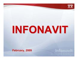 Infonavit Lifestyle