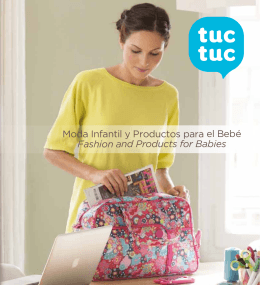 Moda Infantil y Productos para el Bebé Fashion and