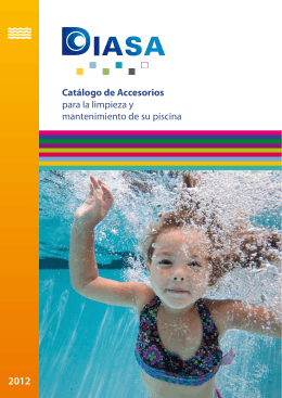 Catálogo de Accesorios para la limpieza y