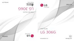 LG 306G LG 306G