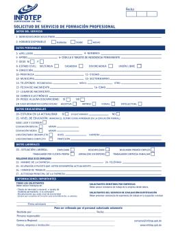 Descargue aquí el formulario