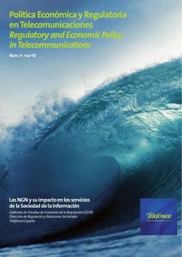Política Económica y Regulatoria en