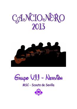 CANCIONERO 2013 - Grupo VII Nervión