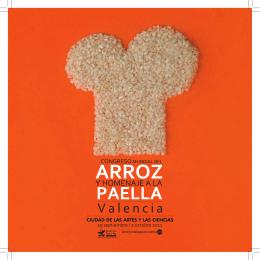 aQua - Congreso Mundial del Arroz y Homenaje a la Paella