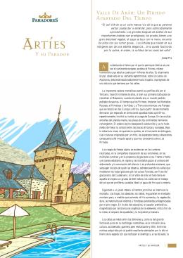 Artíes y su Parador [folleto]