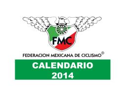 calendario fmc completo