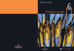 El pescado en la dieta - Sociedad Española de Dietética y Ciencias