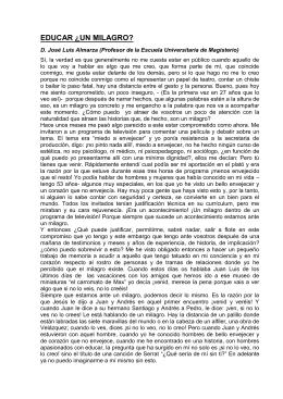 José Luis Almarza - PODEMOS EDUCAR HOY