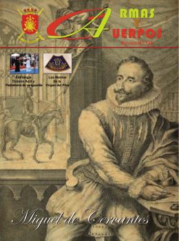 Revista Armas y Cuerpos nº 128 Sumario 2014