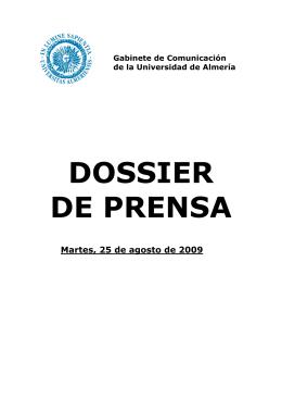 25 - Universidad de Almería