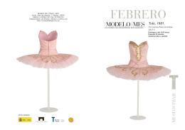 Tutú de ballet - Museo del Traje