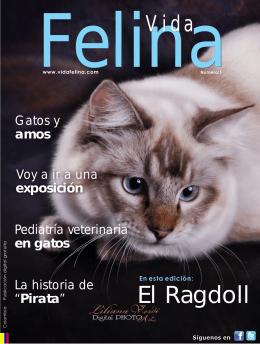 Revista Vida Felina