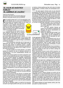 El Eco del Isuela 39. Páginas 12 a 15