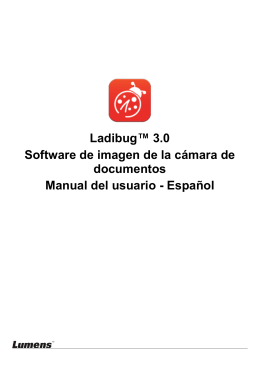 Ladibug™ 3.0 Software de imagen de la cámara de
