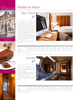 Hoteles en Viena Das Triest 5* Lamée 4*