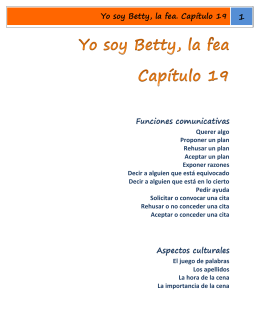 Yo soy Betty, la fea. Capítulo 19 6