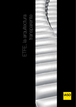 ETFE, la arquitectura transparente