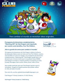 Más info - Club Penguin