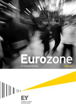 EY Eurozone Forecast June 2014