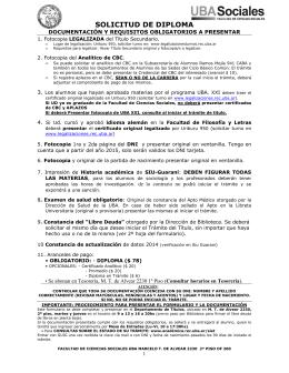 Descargar formulario - Ciencias de la Comunicación