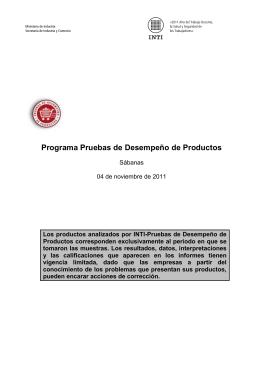 informe-sabanas-inti - Defensa del Consumidor Protectora