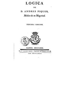 Lógica (1781) - Filosofiacatalana.cat