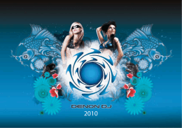 DENON DJ Brochure SP.indd
