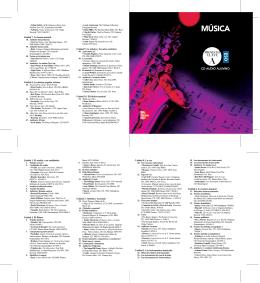 Caratula CD Audios