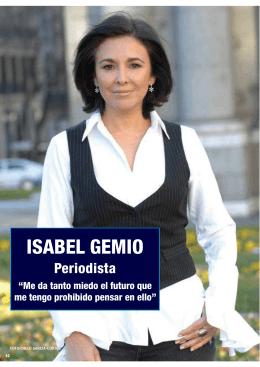 ISABEL GEMIO - El Dentista del Siglo XXI