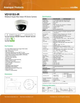 VD101S3-IR
