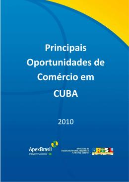 102010 - Oportunidades em Cuba